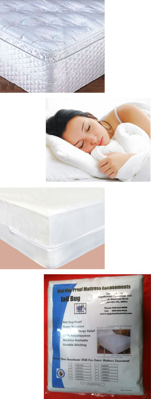 mattress cover appalachian technology asheville nc - Mattress Encasement